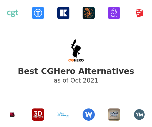 Best CGHero Alternatives