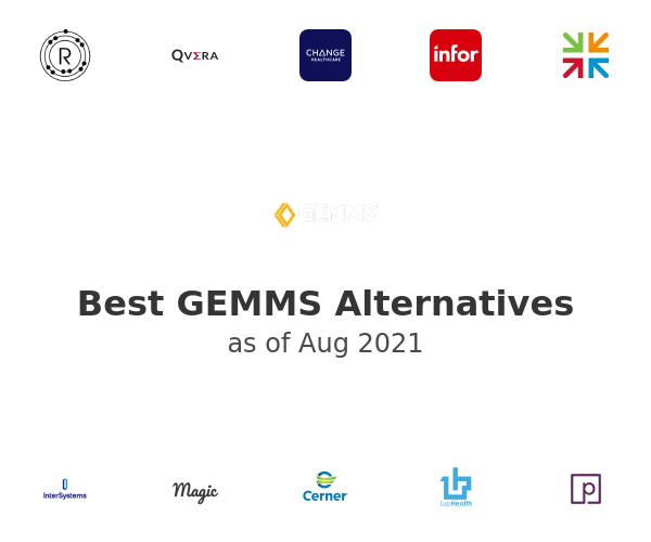Best GEMMS Alternatives