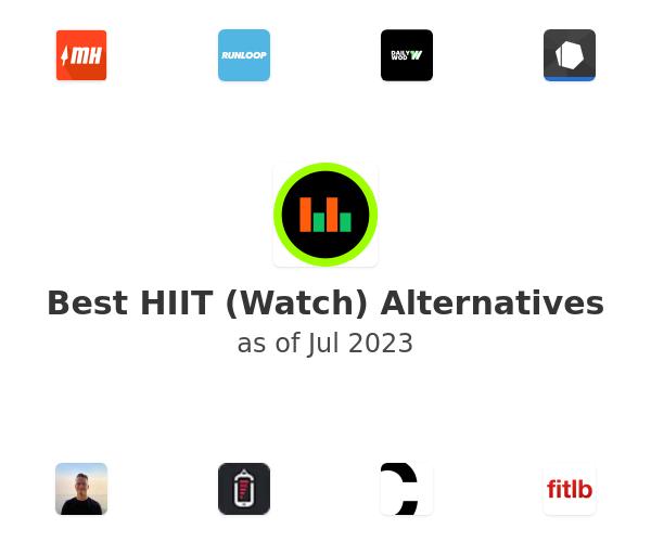 Best HIIT (Watch) Alternatives