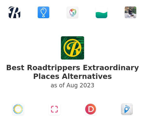 Best Roadtrippers Extraordinary Places Alternatives