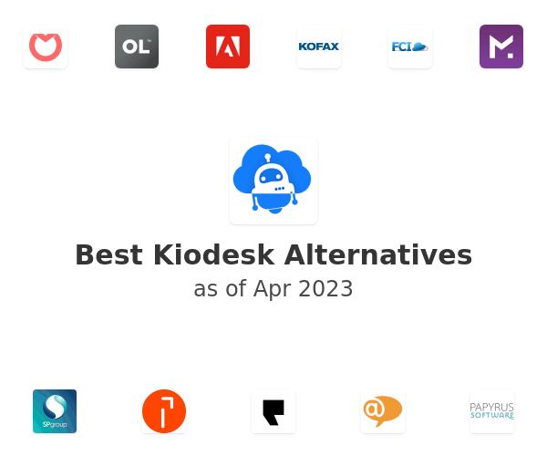 Best Kiodesk Alternatives