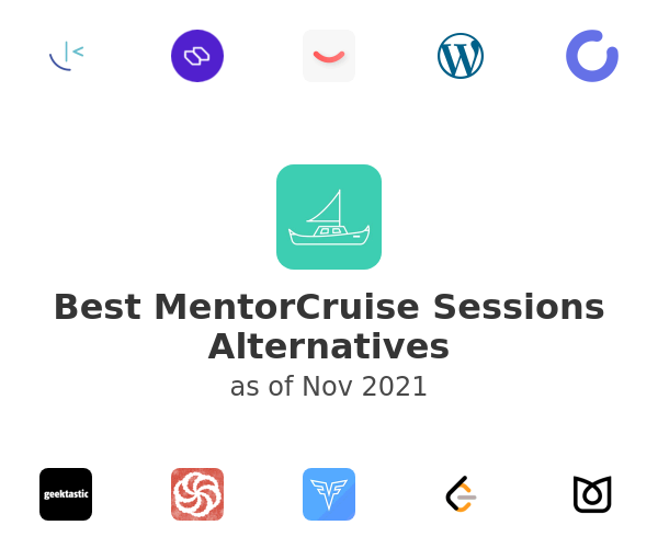 Best MentorCruise Sessions Alternatives