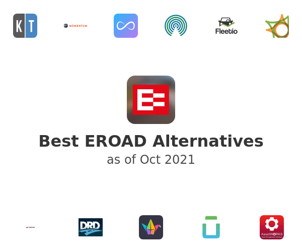 Best EROAD Alternatives