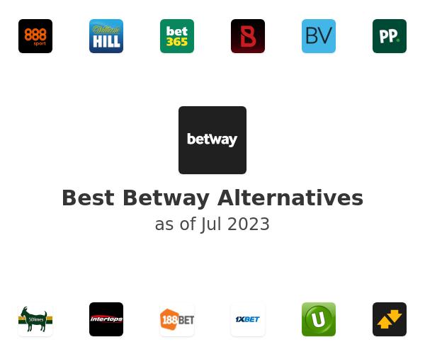 Best Betway Alternatives
