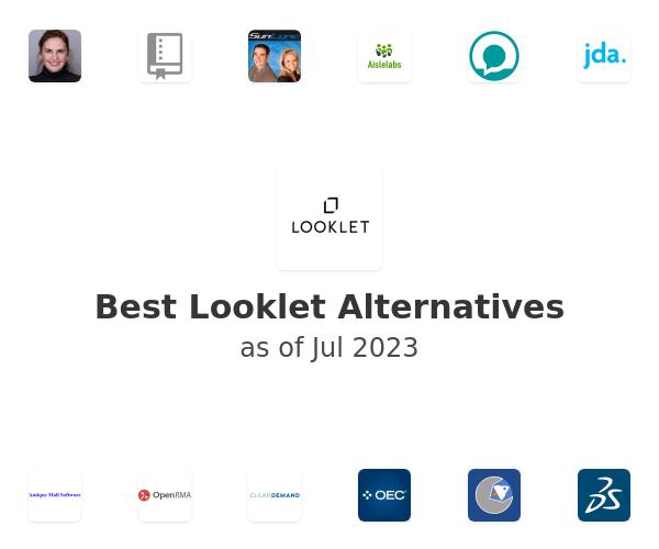 Best Looklet Alternatives