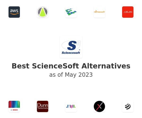Best ScienceSoft Alternatives