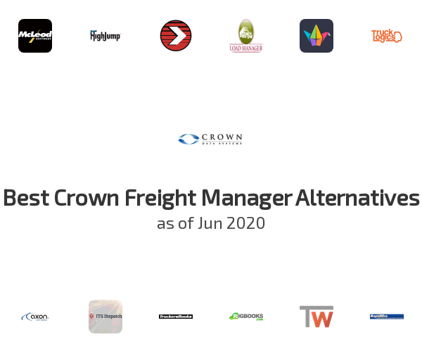 Best Crown Freight Manager Alternatives
