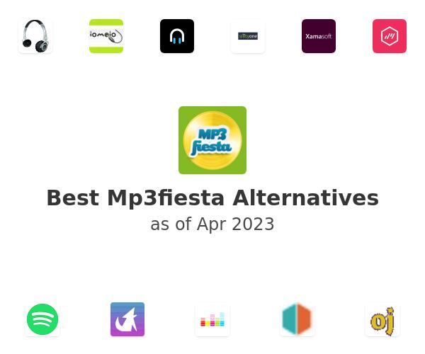 Best Mp3fiesta Alternatives
