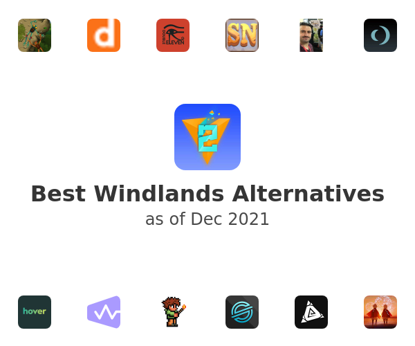 Best Windlands Alternatives