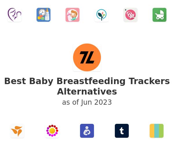 Best Baby Breastfeeding Trackers Alternatives