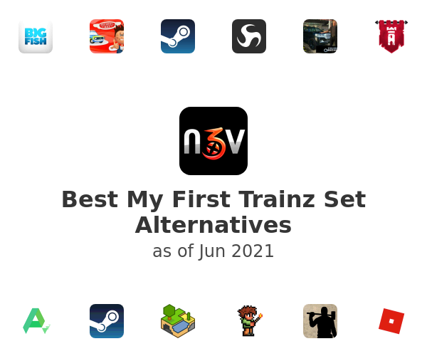 Best My First Trainz Set Alternatives