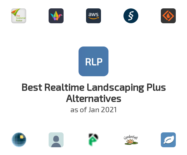 Best Realtime Landscaping Plus Alternatives
