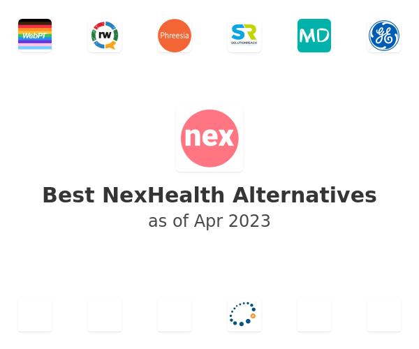 Best NexHealth Alternatives