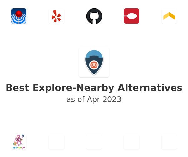 Best Explore-Nearby Alternatives