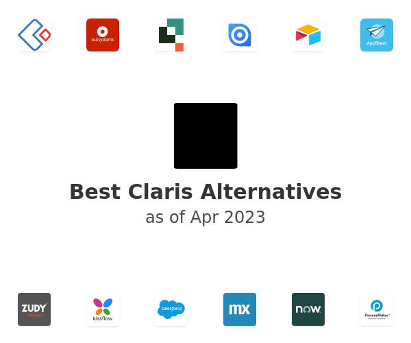 Best Claris Alternatives