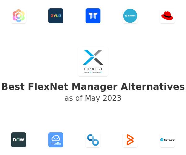 Best FlexNet Manager Alternatives