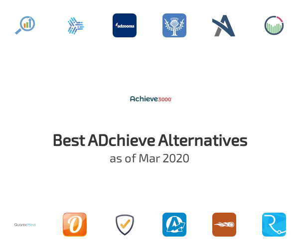 Best ADchieve Alternatives