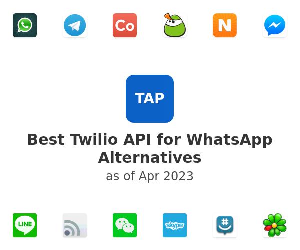 Best Twilio API for WhatsApp Alternatives