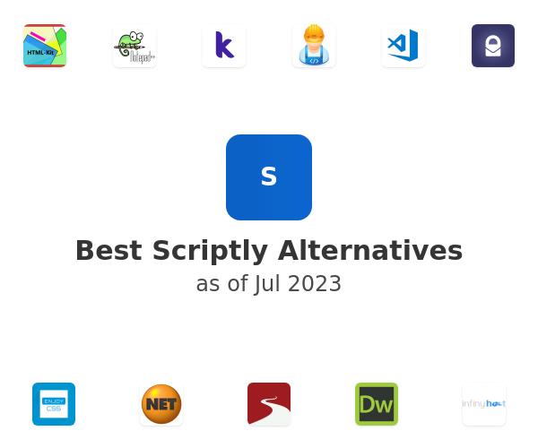 Best Scriptly Alternatives