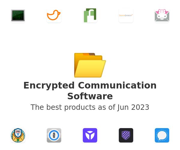 Encrypted Communication Software