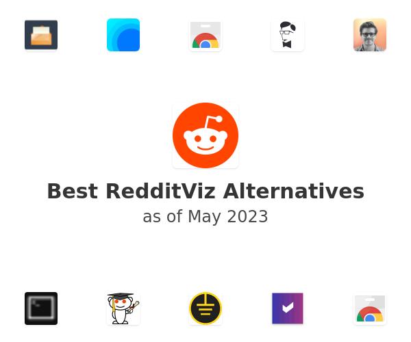 Best RedditViz Alternatives