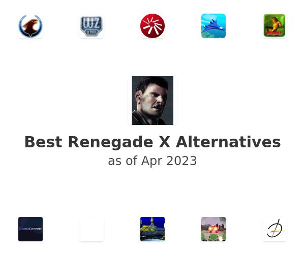 Best Renegade X Alternatives