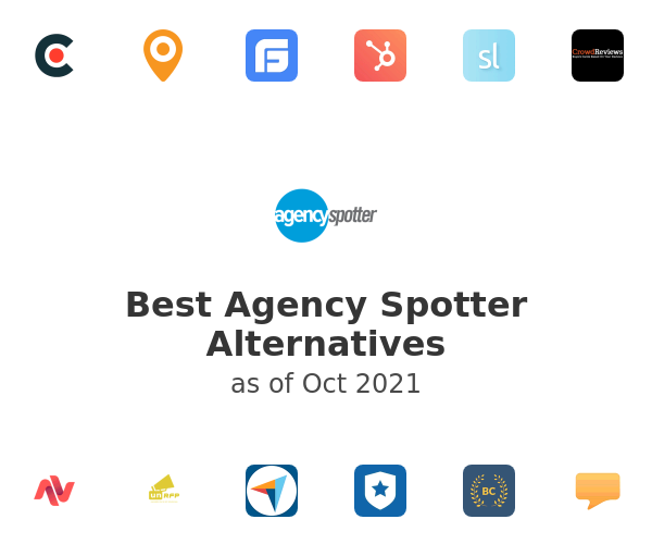Best Agency Spotter Alternatives