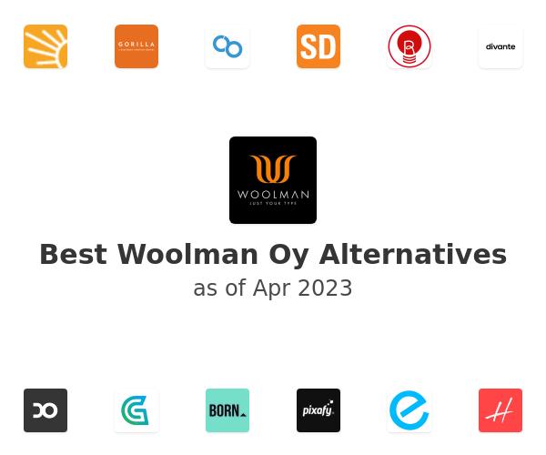 Best Woolman Oy Alternatives