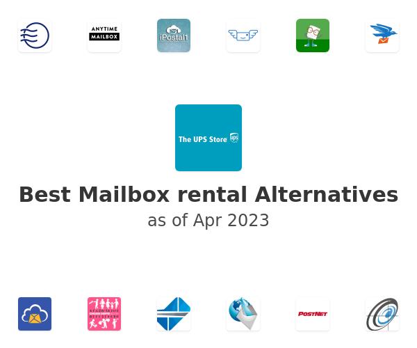 Best Mailbox rental Alternatives