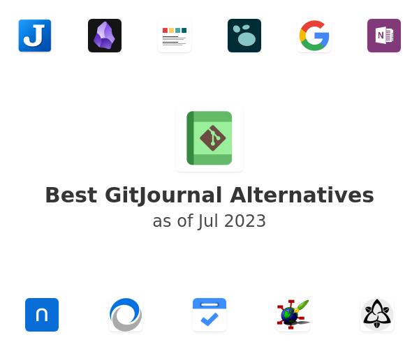 Best GitJournal Alternatives
