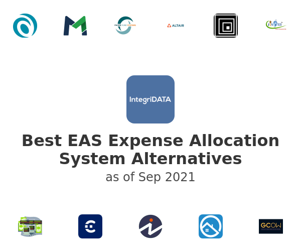 Best EAS Expense Allocation System Alternatives