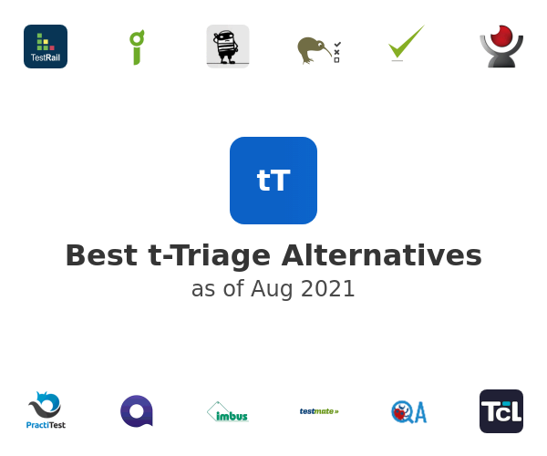 Best t-Triage Alternatives