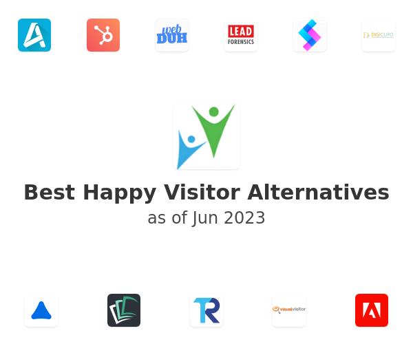 Best Happy Visitor Alternatives