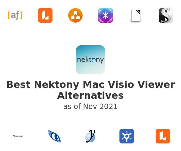 Best Nektony Mac Visio Viewer Alternatives