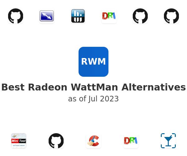 Best Radeon WattMan Alternatives