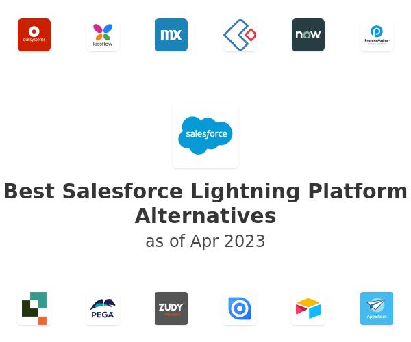 Best Salesforce Lightning Platform Alternatives