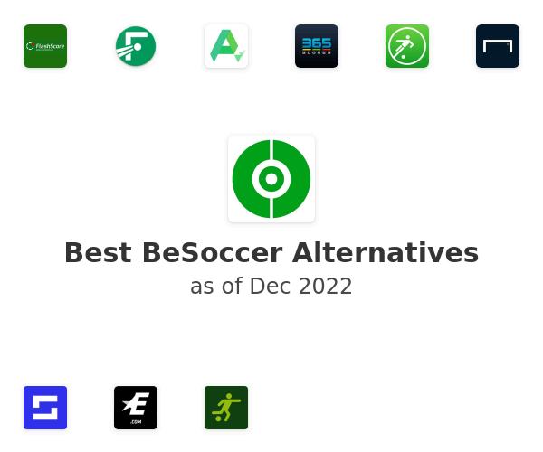 Best BeSoccer Alternatives