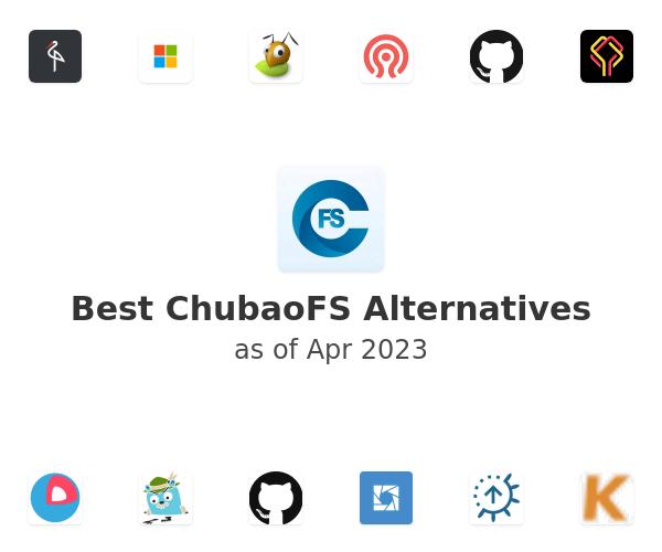 Best ChubaoFS Alternatives