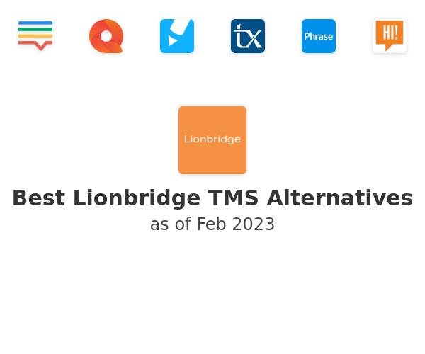 Best Lionbridge TMS Alternatives