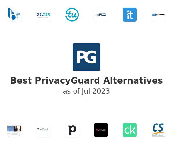 Best PrivacyGuard Alternatives
