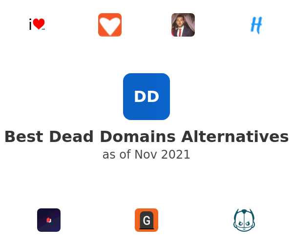 Best Dead Domains Alternatives