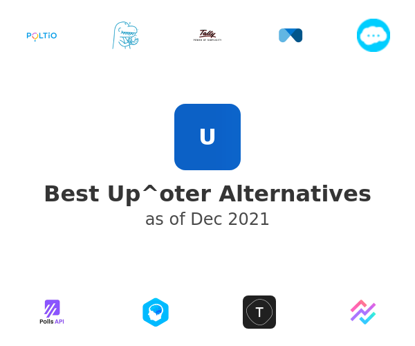 Best Up^oter Alternatives