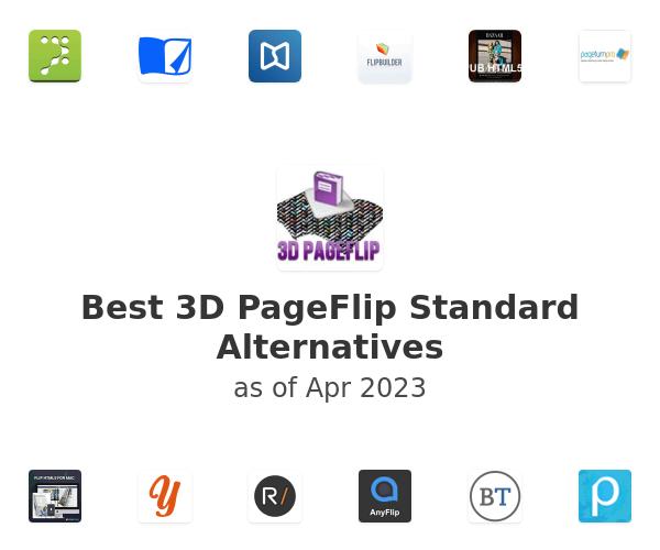 Best 3D PageFlip Standard Alternatives