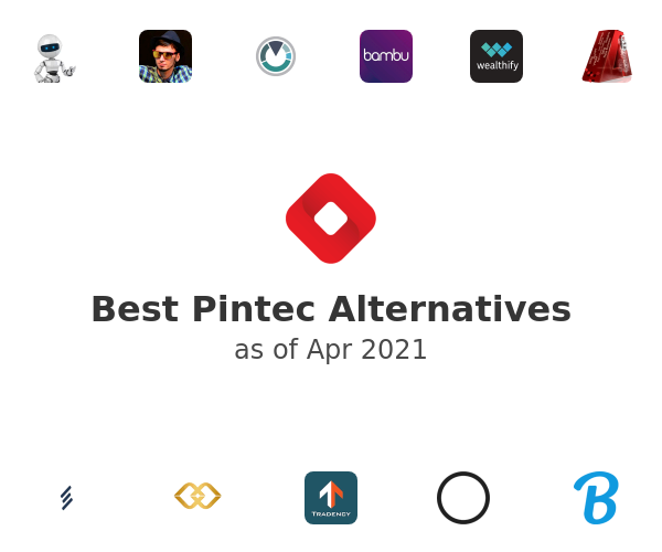 Best Pintec Alternatives