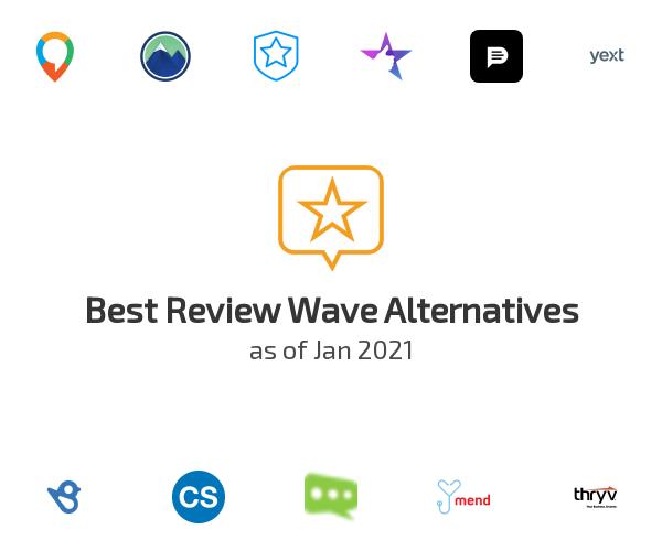 Best Review Wave Alternatives