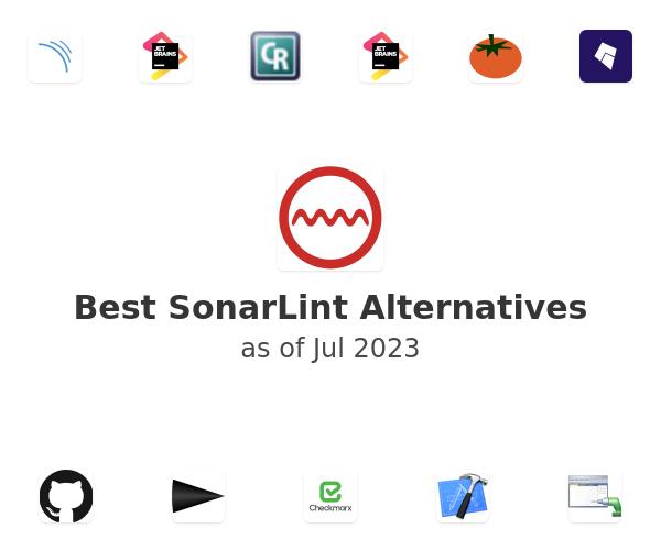 Best SonarLint Alternatives
