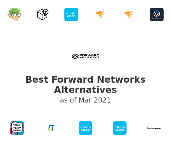 Best Forward Networks Alternatives