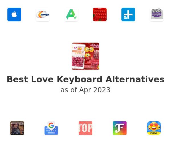 Best Love Keyboard Alternatives