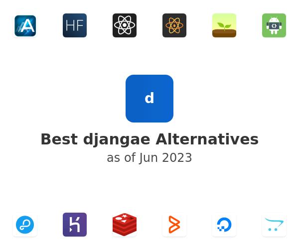 Best djangae Alternatives