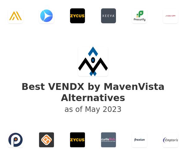 Best VENDX by MavenVista Alternatives